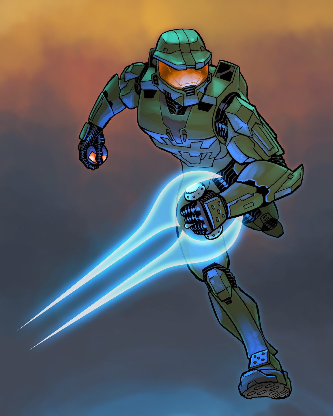 Tom martin master chief