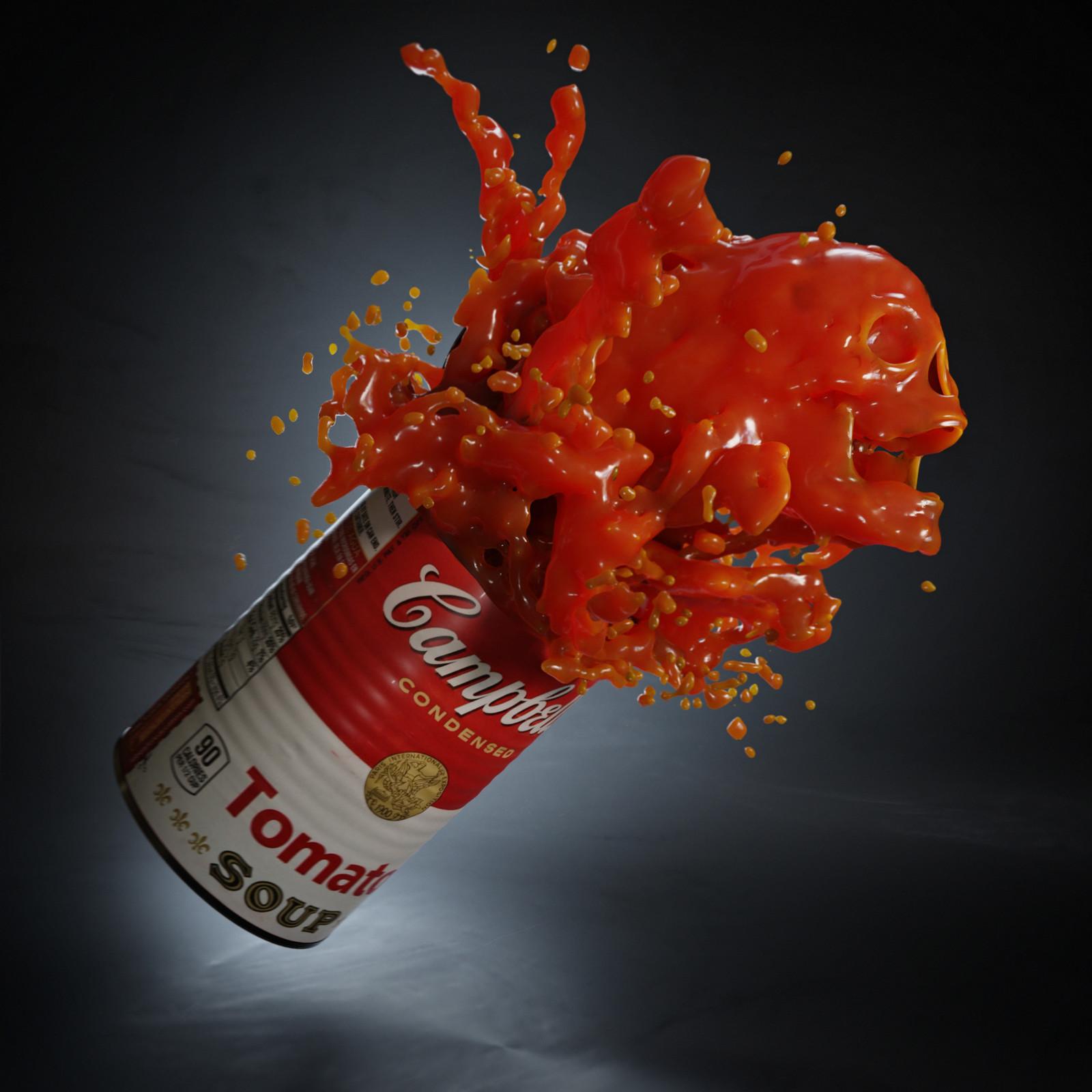Tomato Soup Rage