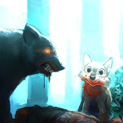 Concept Study: wolves