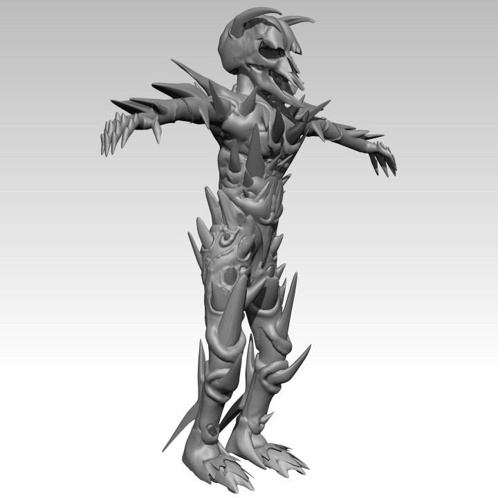 Rik oclon dragonbonearmor hires 3quarter
