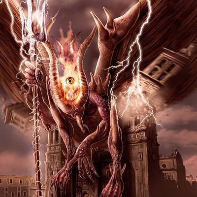 Daniel acosta demonio de la catedralas