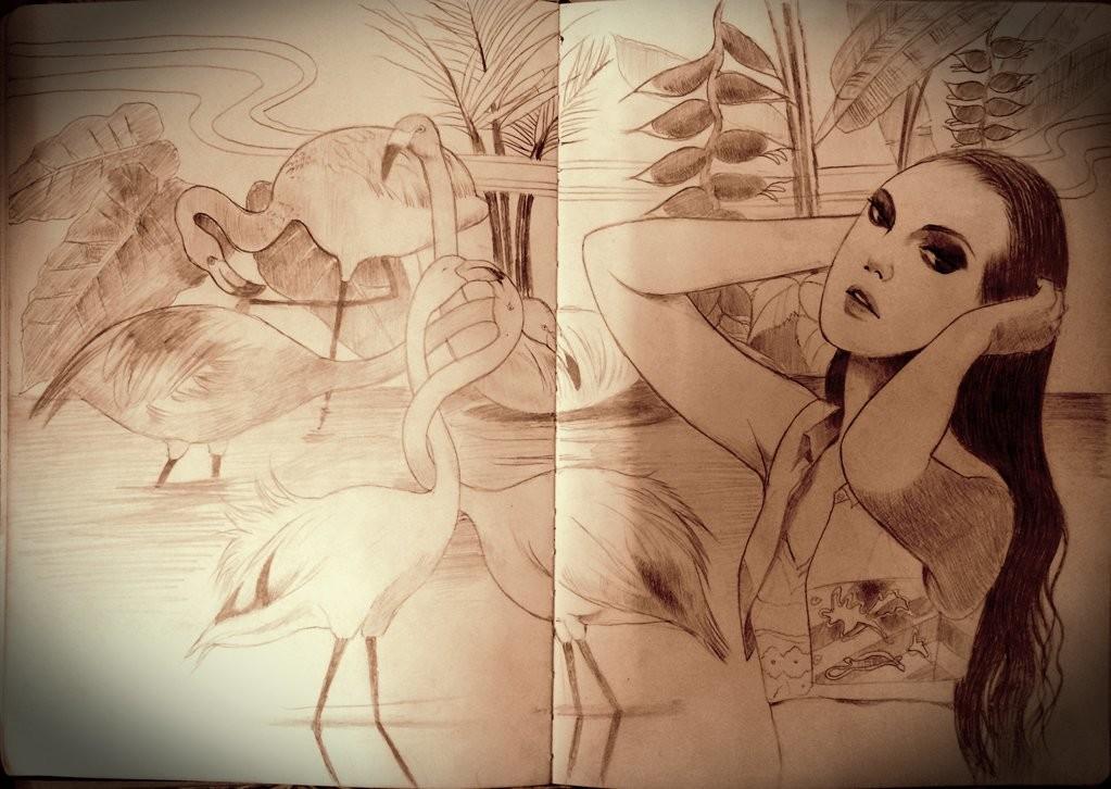 Sasi tanadeerojkul tropical paradise by meisan d8mcwgd