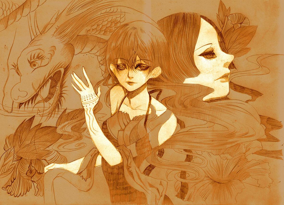 Sasi tanadeerojkul farewell dragon by meisan d5pcje6
