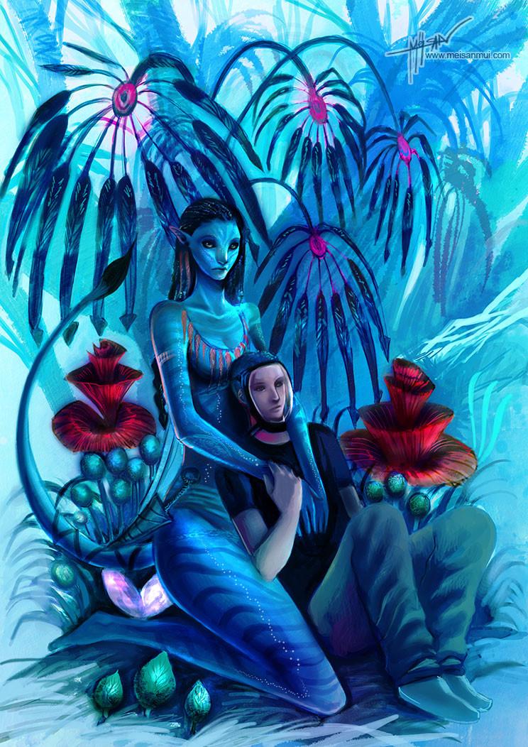 Avatar fanart