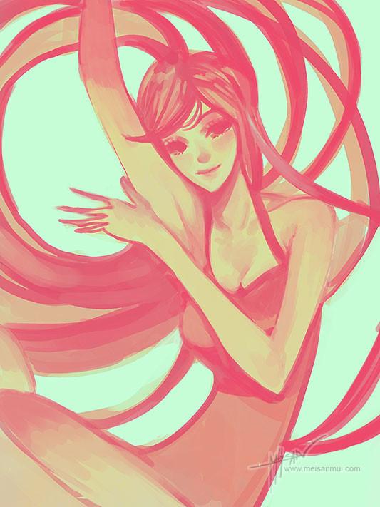 Sasi tanadeerojkul pink by meisan