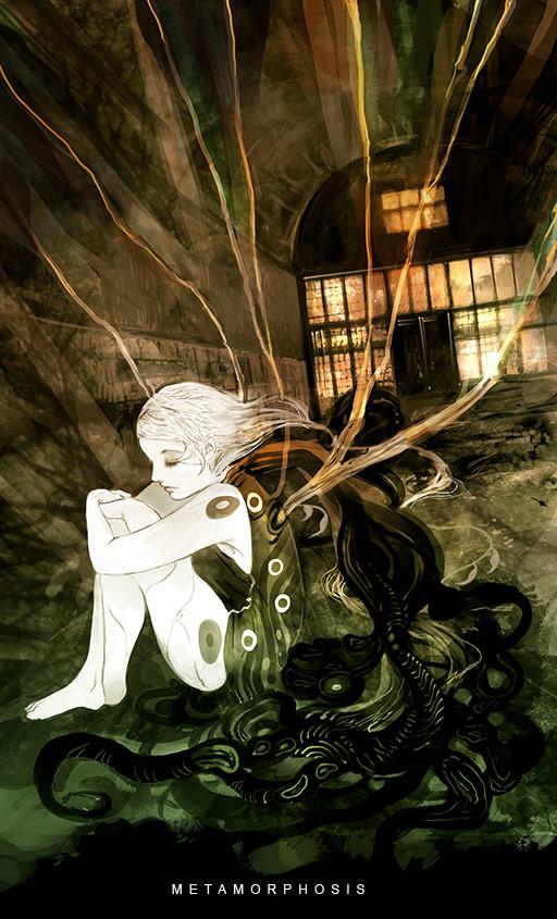 Sasi tanadeerojkul metamorphosis by meisan