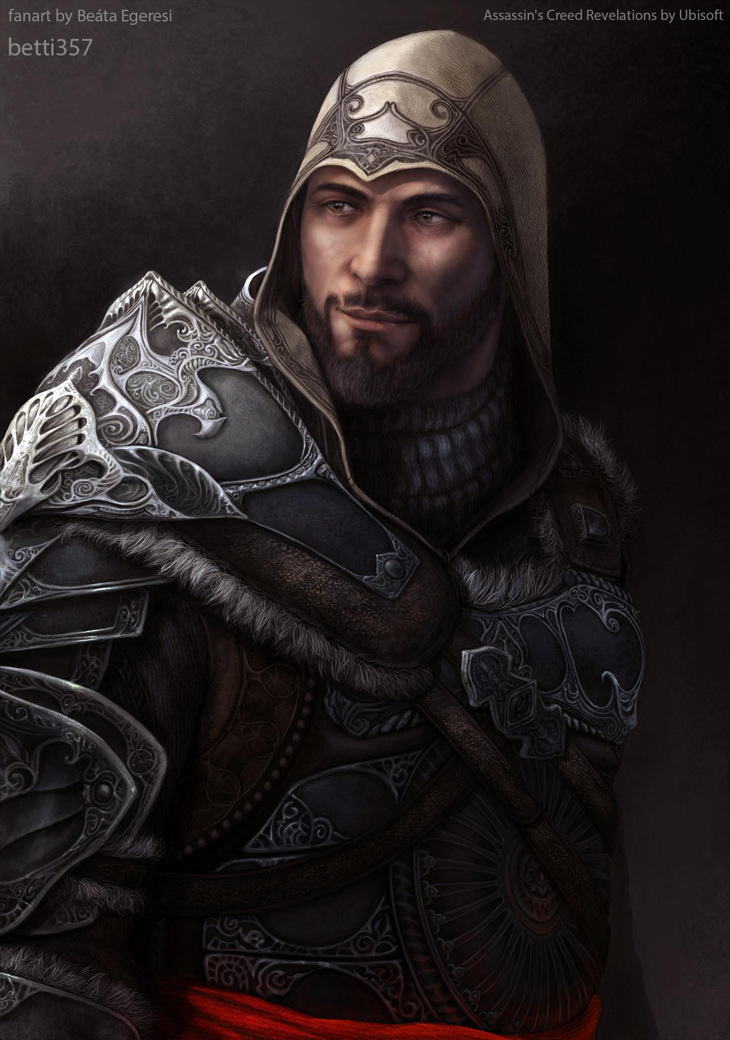 Artstation Assassin S Creed Revelations Ezio Beata Egeresi