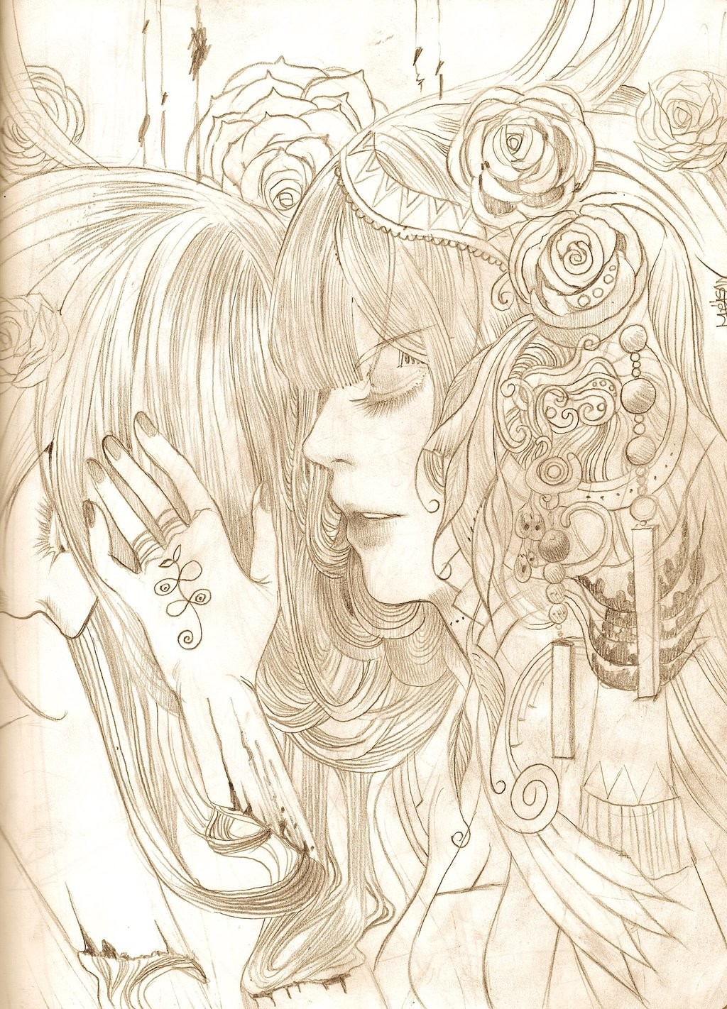 Sasi tanadeerojkul sacred pencil ver by meisan dbllbd2 2