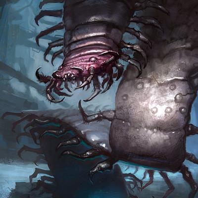 Greg bobrowski giant centipede v2 gregbobrowski