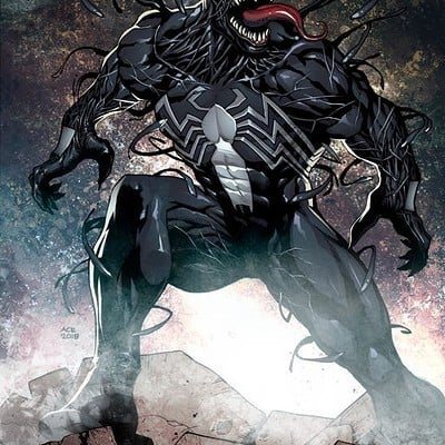 Ace continuado venom in technicolor