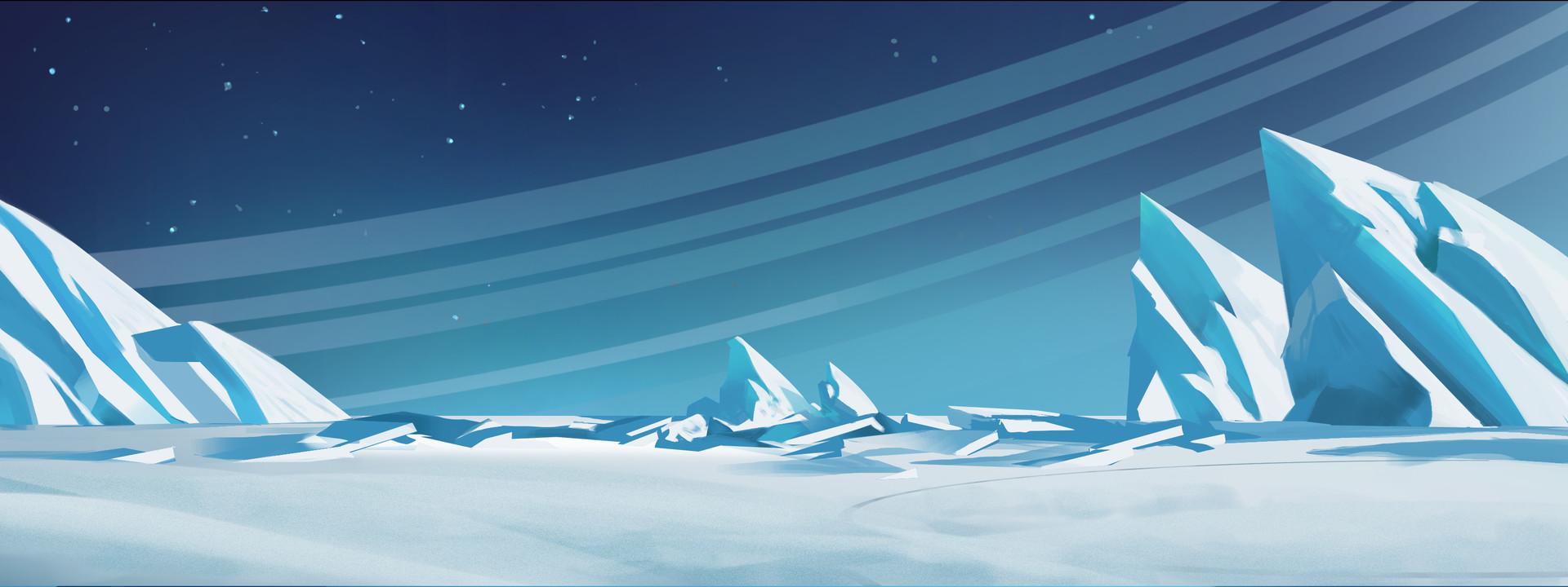 Samma van klaarbergen ice1