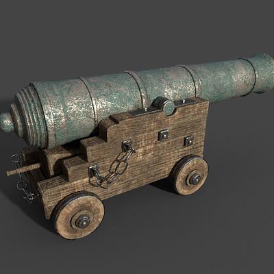 Bruno cerkvenik cannon 01
