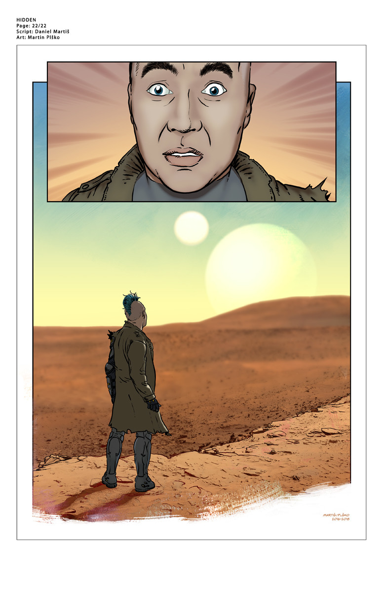 Page 22, end of issue 1