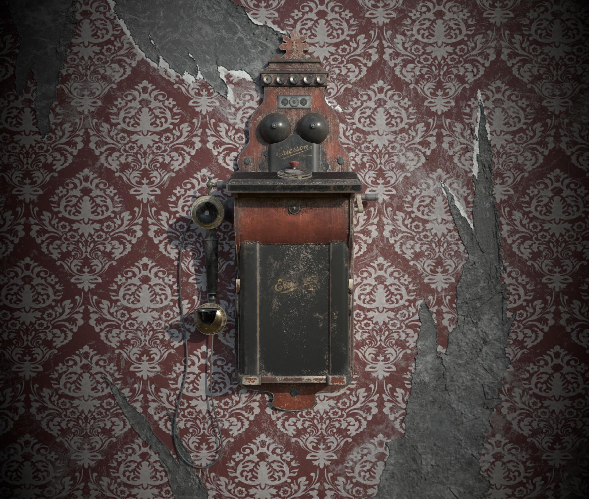 Roberto tula wall phone main render