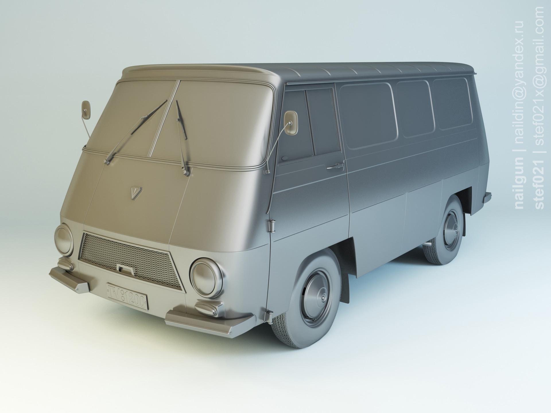 Nail khusnutdinov als 180 001 rocar tv41 modelling 0
