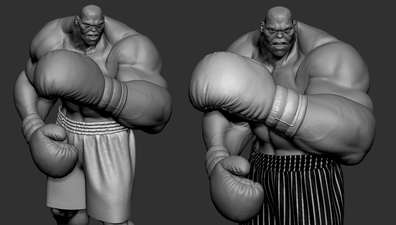 Boxer WIP
