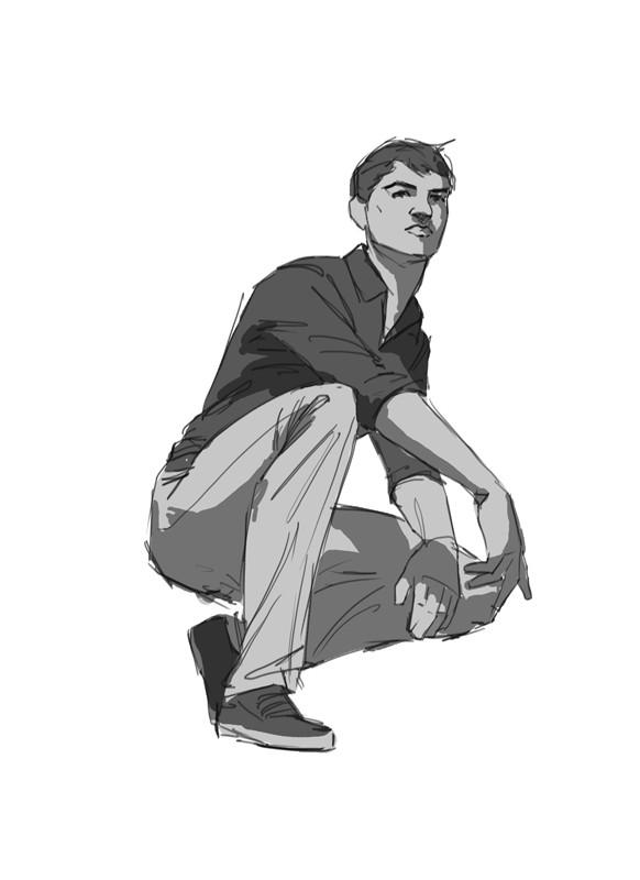 Emmanuel - Sketch