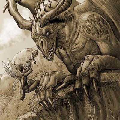 Daniel acosta dragon y elfocbl