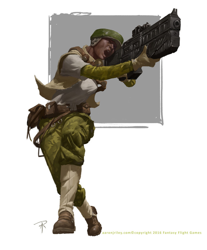 Endor Rebel Trooper Illo
