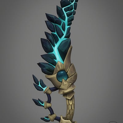 Stylized Weapon 01