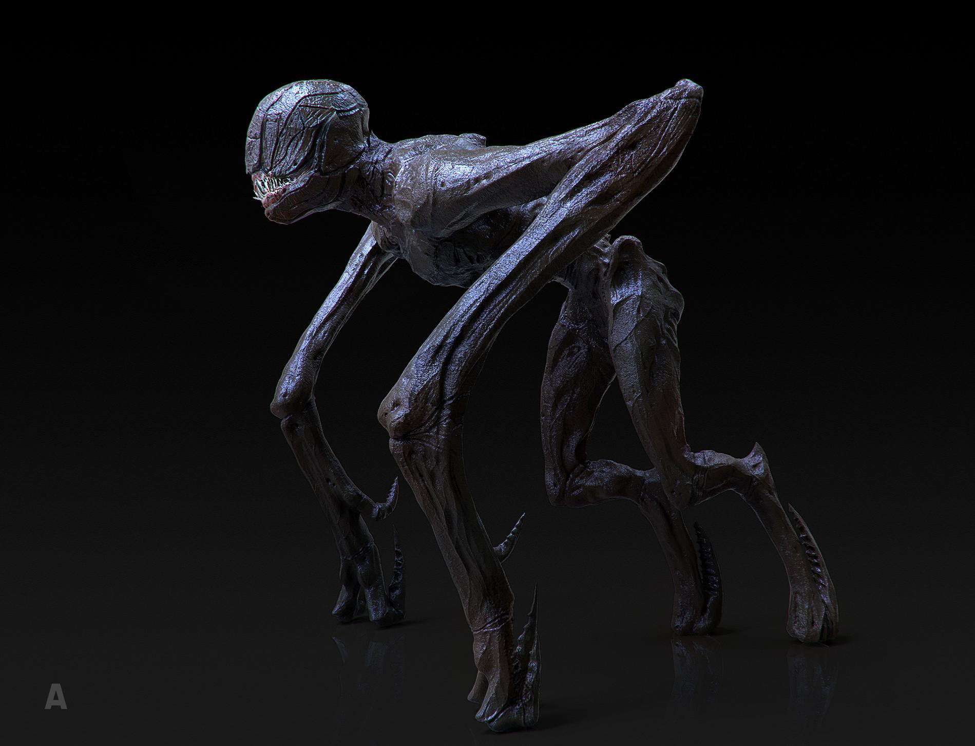Luis carrasco quietplace creature lc 6a 01