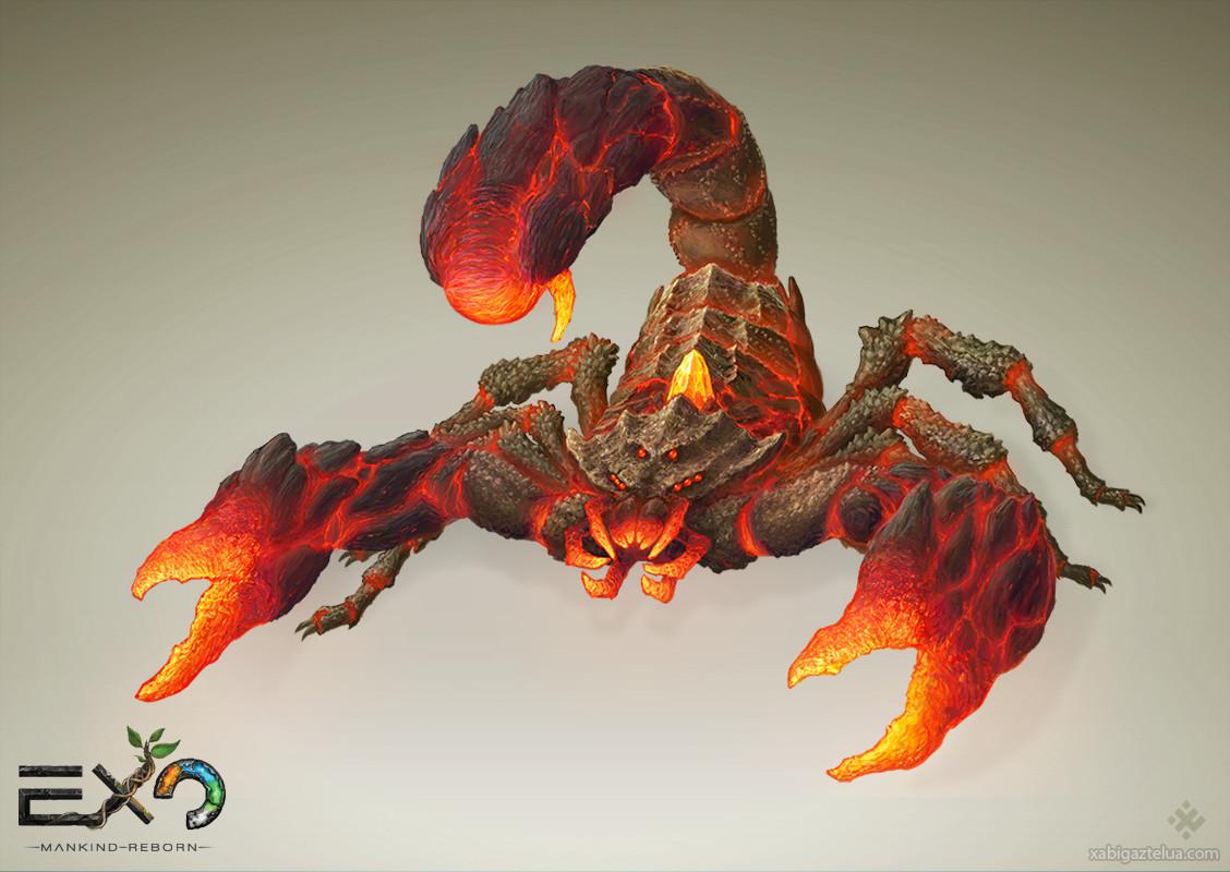 [EXO: Mankind Reborn] - EXO Titan Scorpion