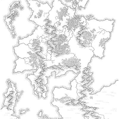 Ben milton jake maunders map