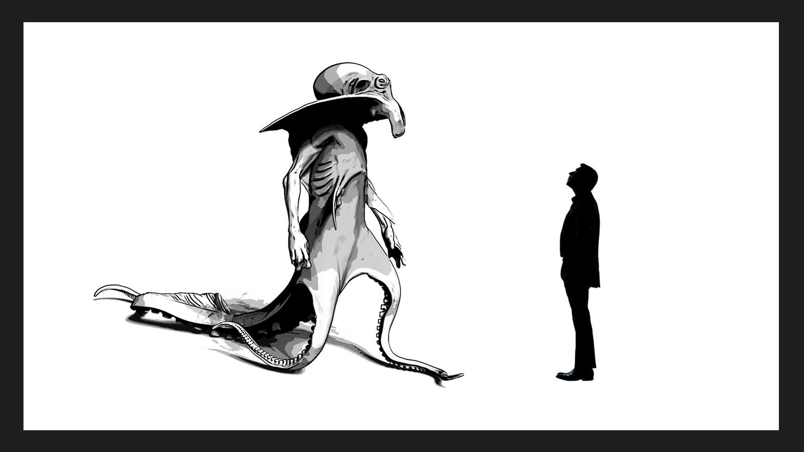 Fish Alien