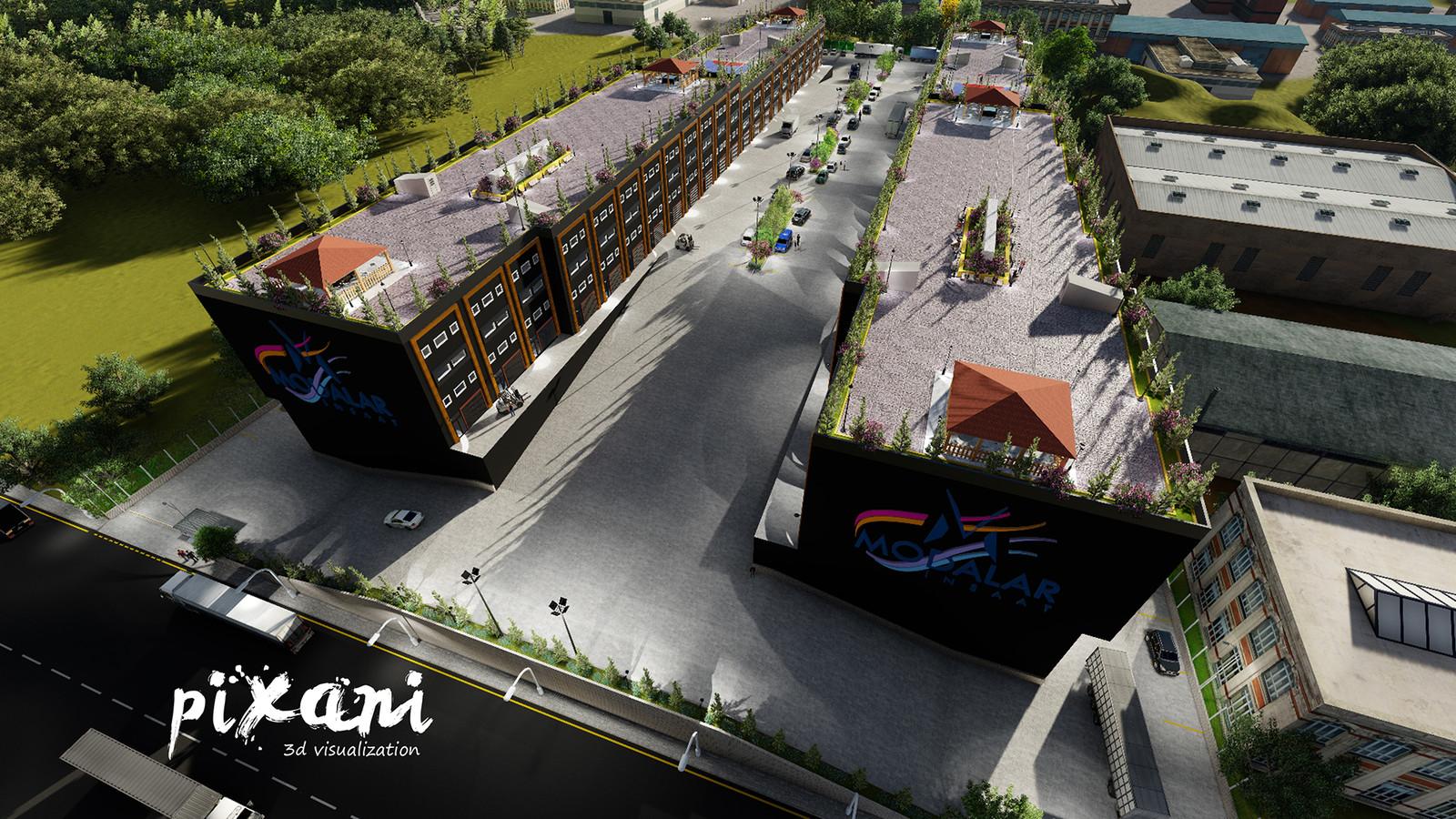 #Pixani Modsan Industrial Area