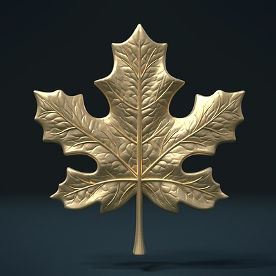 Alexander volynov maple leaf 0001