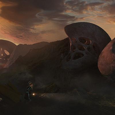 Olubunmi john alienspace final2