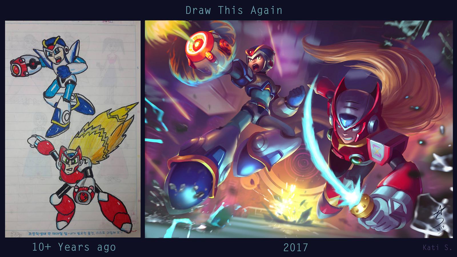 Draw this again.