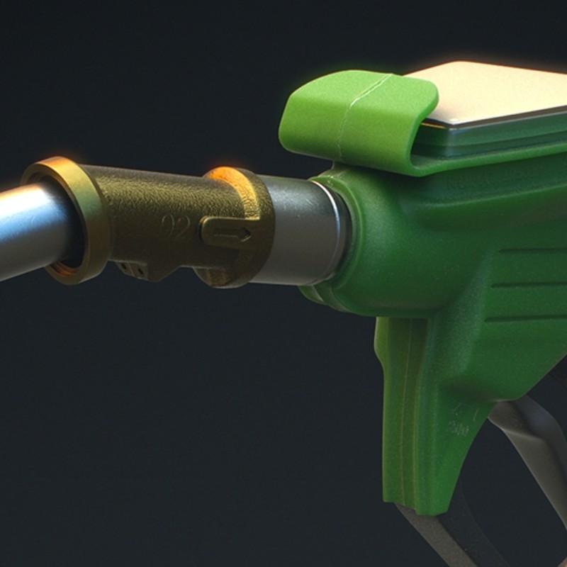 OMV Fuel Nozzle