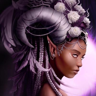 Anna r portrait