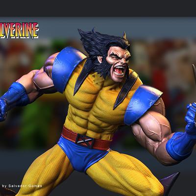 Salvador gomes wolverine new 02 89