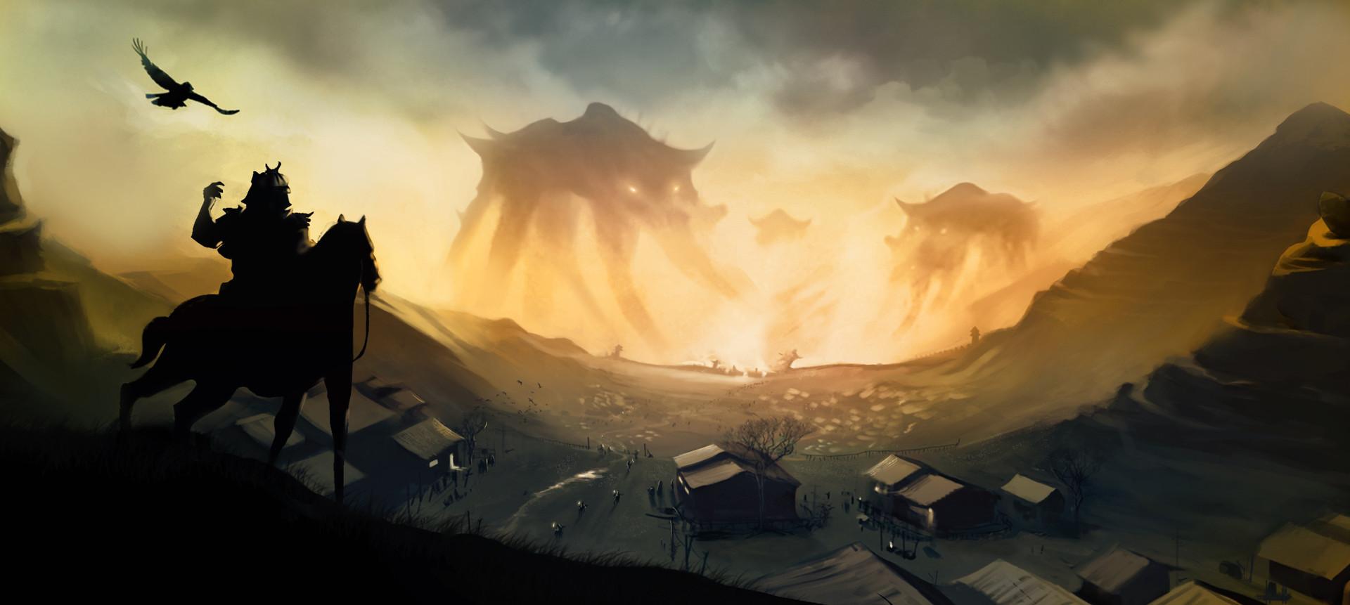 Romel rojas japan ancient wars 5