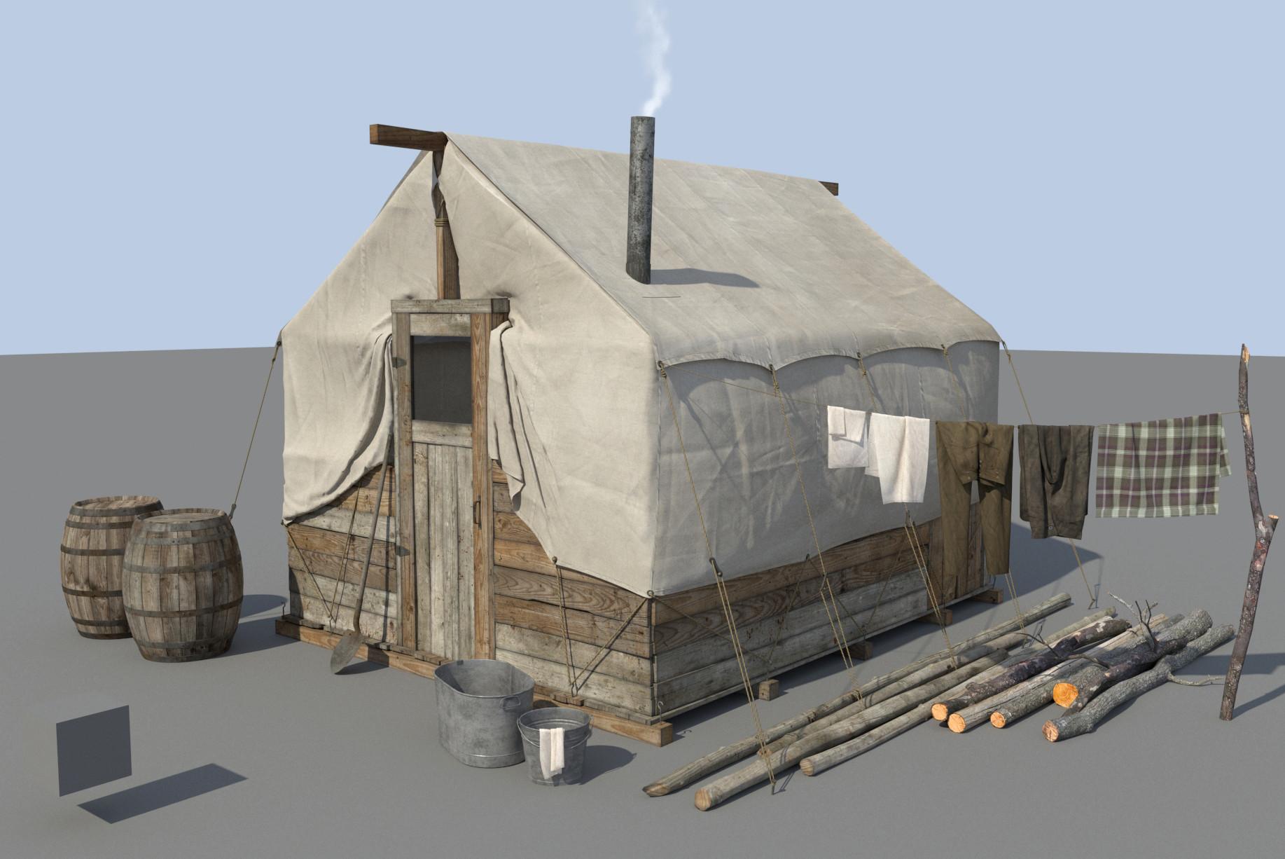 Rodolfo damaggio tent