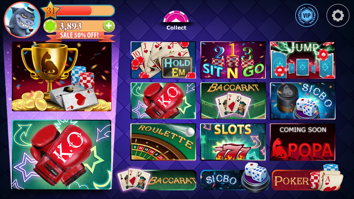 Duy Tung - Casino mobile game