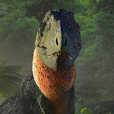 Damir g martin tyrannosaurus nest var2watermarked