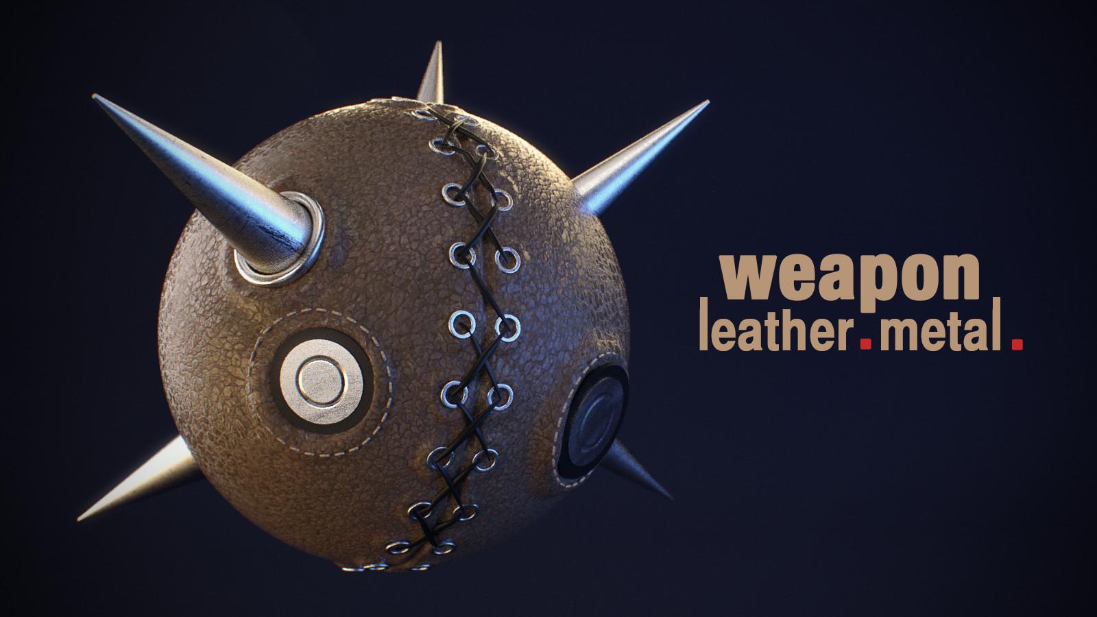 Oren leventar weapon ball octan web