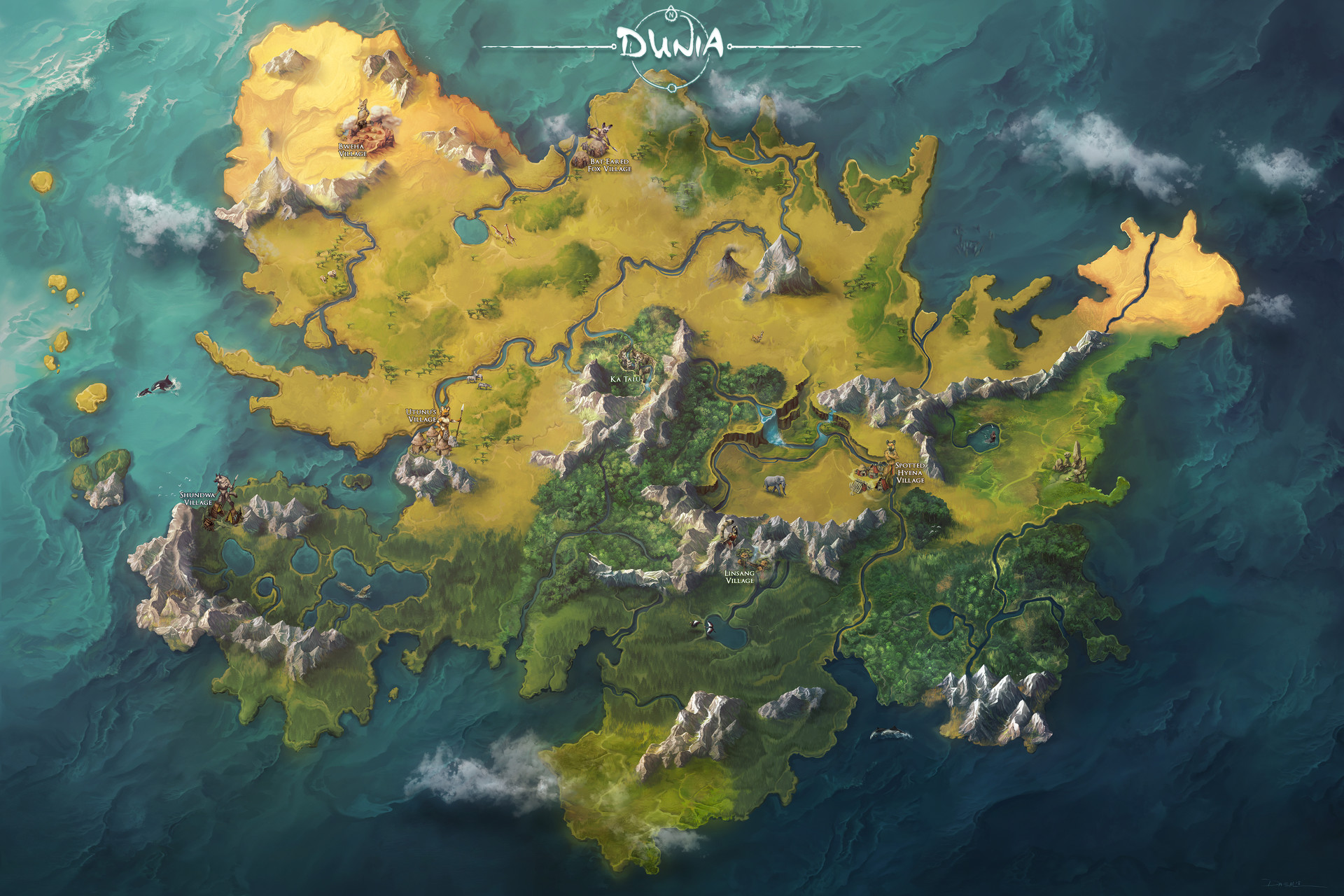 Damien mammoliti dunia full with location