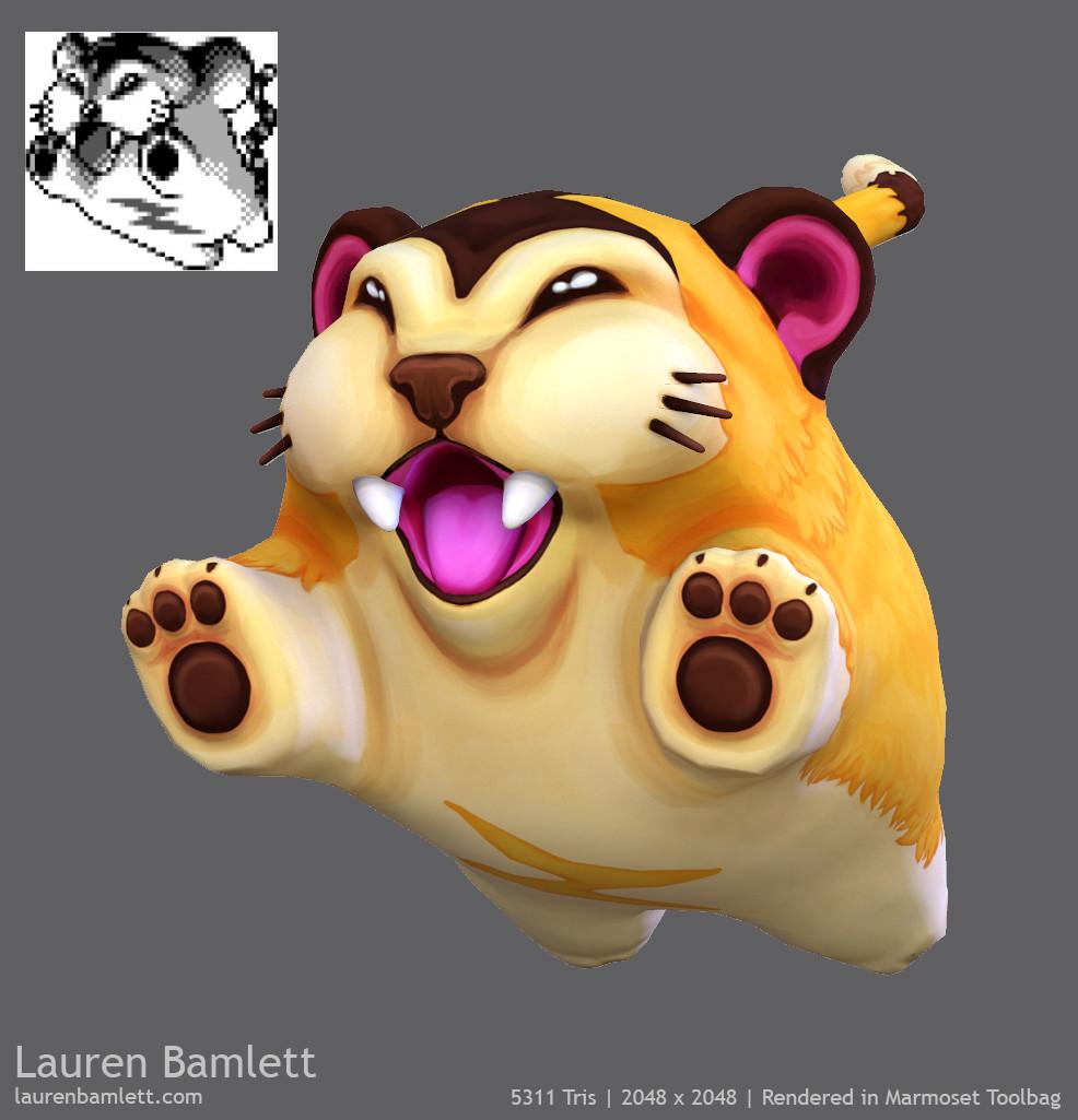 Lauren bamlett protomon76 04