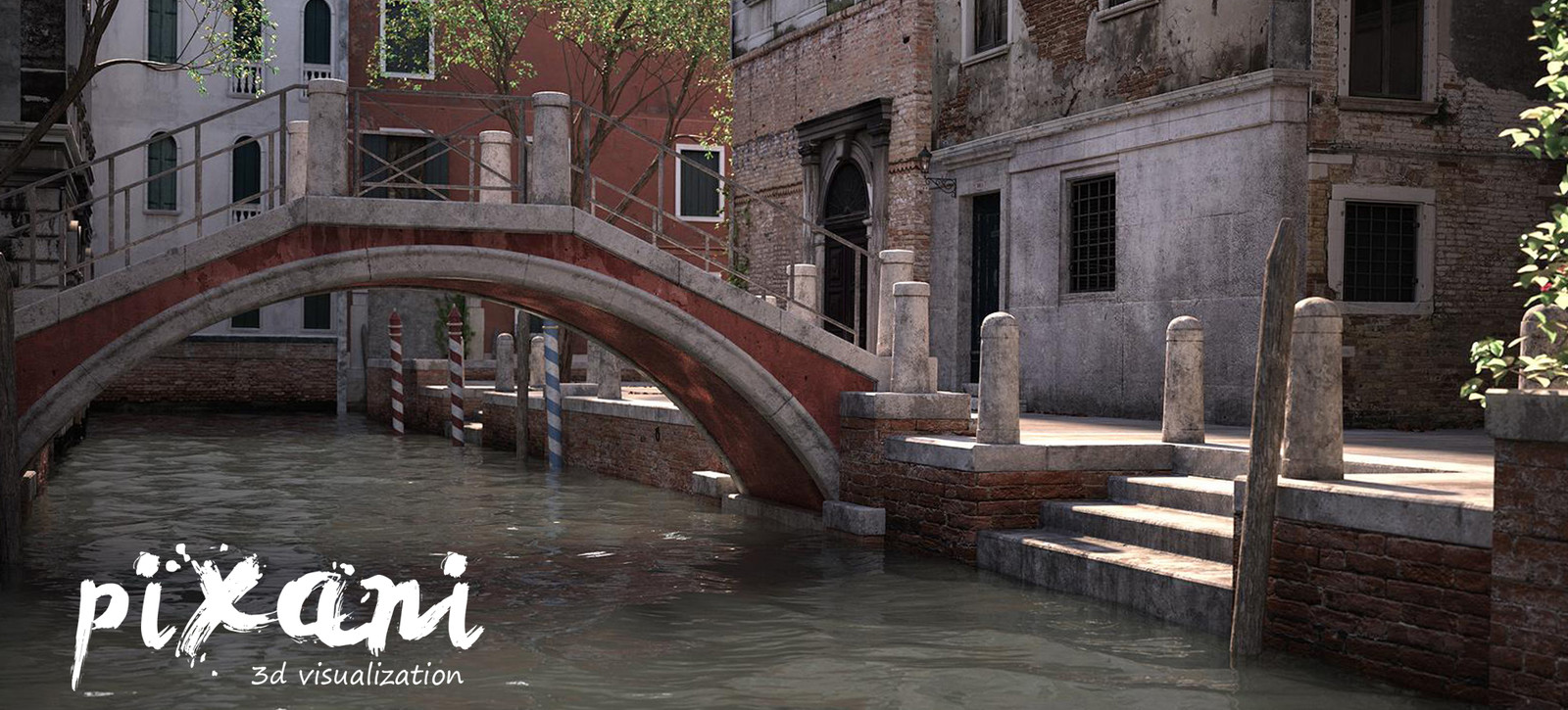 Venice city detailed by #Pixani