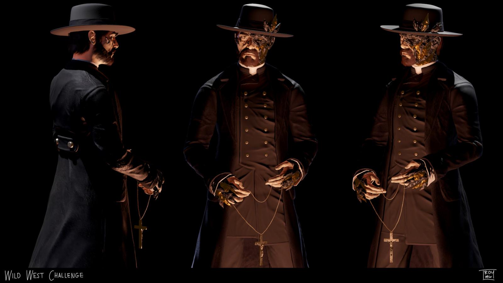 The Priest - Wild West Challenge