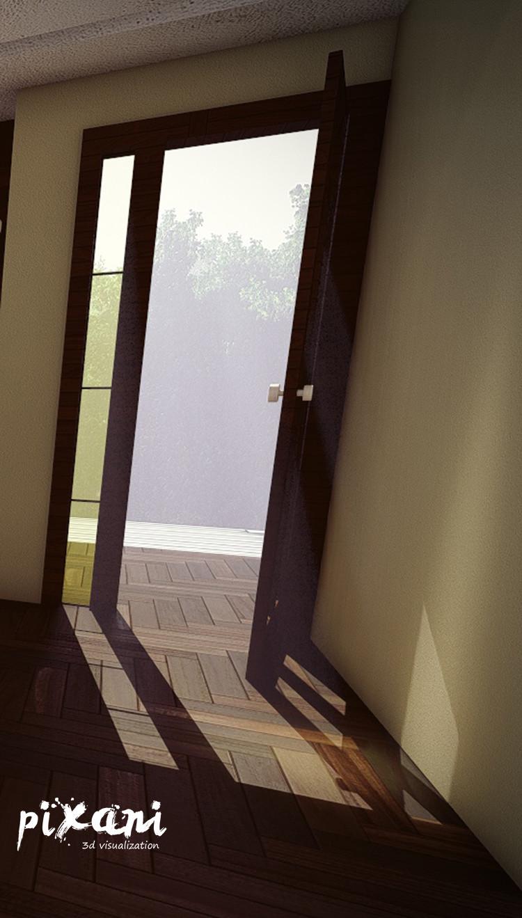 Sariogullari Office Design  High entrance