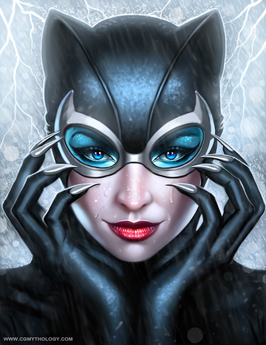 George patsouras catwoman