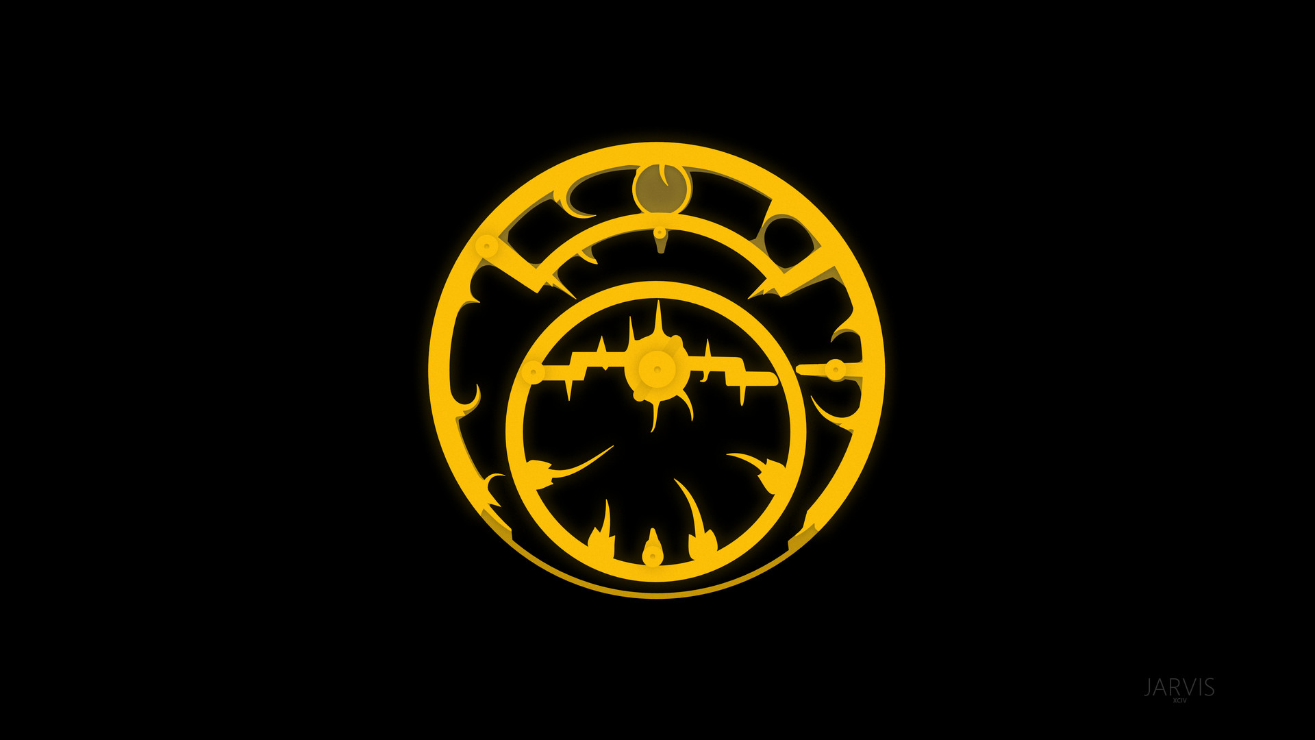 Artstation Prince Of Persia The Sands Of Time Logo Wallpaper