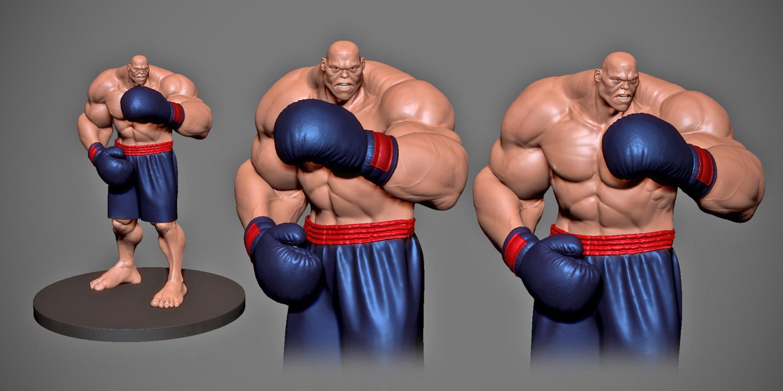 Boxer Wip update