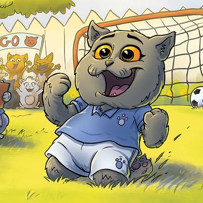Josh kenfield soccer aarons animals jkenfield