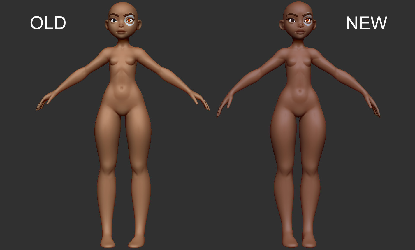 Remade proportions